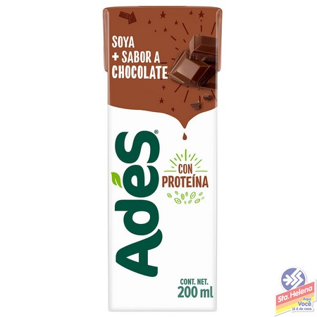 ADES CHOCOLATE PTE 200ML